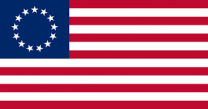 Outdoor - Betsy Ross - Polyester Flag - 3x5