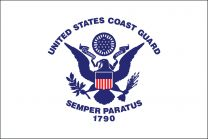 Outdoor - Coast Guard - 2x3